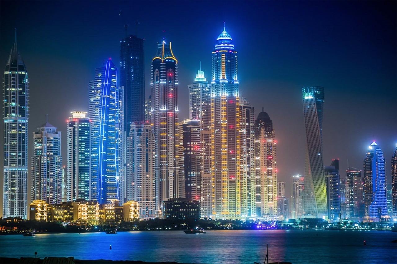 Travel to Icconic Dubai With Abudhabi from Surat - Gujarat